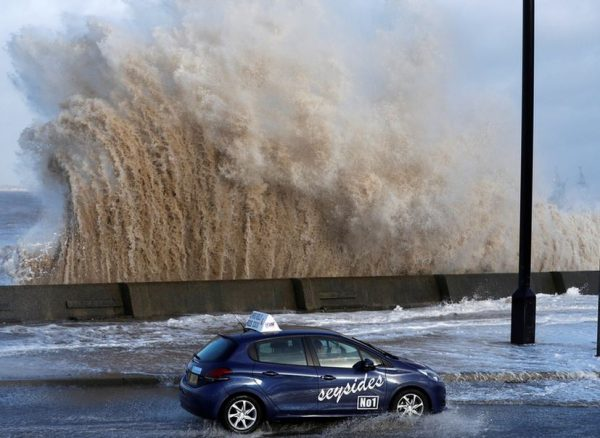 Fotó: Phil Noble - Reuters, Newbrighton, Anglia