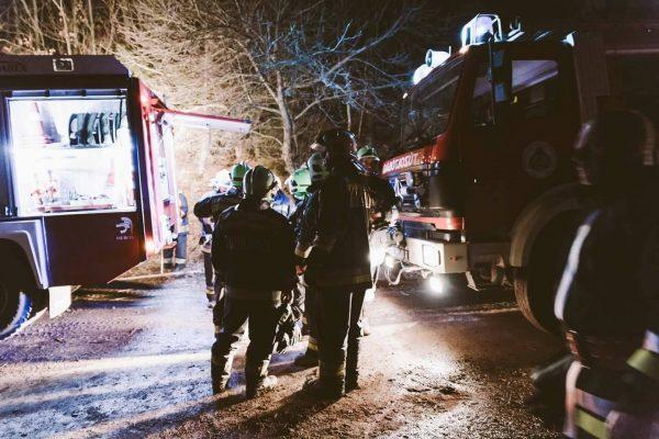 Kőszegi Önkormányzati Tűzoltóság fotója