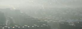 Szálló por – Tizenhárom településen veszélyes a levegő