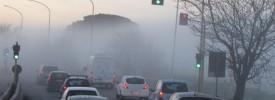 Magas légszennyzettség országszerte