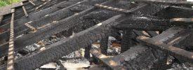 Villámcsapástól gyulladt ki a Balatonnál táborozó gyerekek faháza